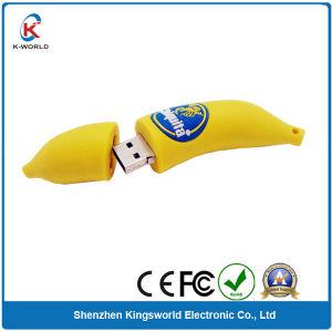 Silicon Banana USB Memory Pen Drive (KW-0140) pictures & photos