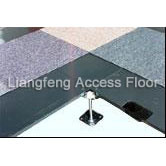 Steel Cement Core Access Floor Bare Panel (Carpet Type)