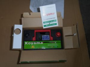 High Performance Sealed Mf Auto Car Battery 46b24r-Mf 12V45ah pictures & photos