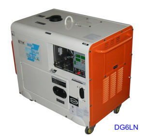 Diesel Generator Set with Ce and ISO9001 (DG6LN/4LN) pictures & photos