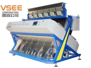 RGB Full Color Food Processing Machine Dehydrated Vegetables Color Sorter Dehydrated Garlic Slice Sorting Machine pictures & photos