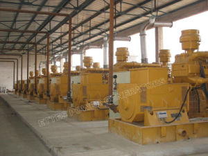 400kw/500kVA Gas Engine Generator