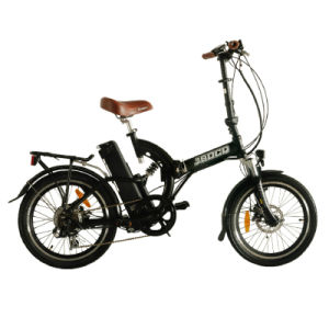 Exquisite Folding Electric Suspension Bike with En15194 (JB-TDN05Z) pictures & photos