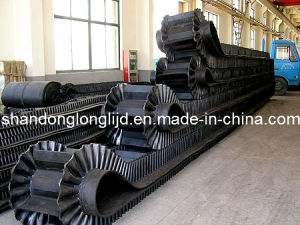 Sidewall and Cleat Conveyer Belt