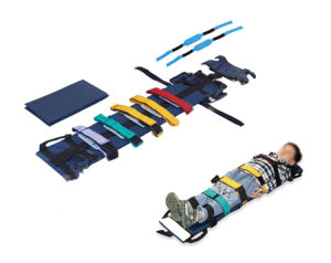 Emergency Pediatric Immobilization Stretcher (THR-C1A14) pictures & photos