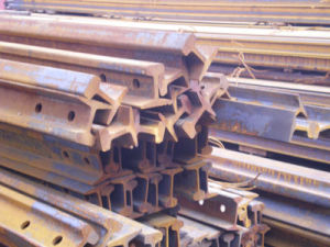 Best Quality 38kg/M 43kg/M 50kg/M Heavy Rail Steel pictures & photos