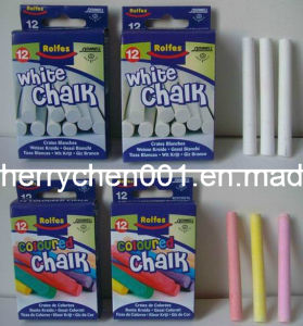 12 Piece Count Box School Chalk (SKY-503) pictures & photos