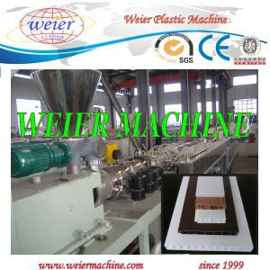 Best Price of PVC Ceiling Board Extrusion Machine pictures & photos
