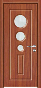 Good Quality PVC Europe Style PVC Doors (PVC doors) pictures & photos
