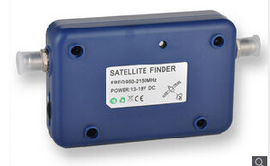 Digital Satellite Finder Signal Meter Dish FTA pictures & photos