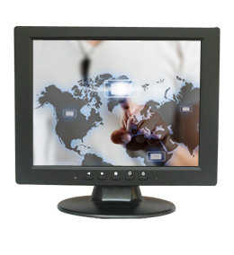 10.4 Inch 4-Resistive Touch Screen LCD Monitor