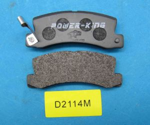 Brake Pads (D2114M) pictures & photos