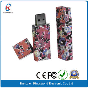 Wholesale Colorful Cloth USB Pen Drive pictures & photos