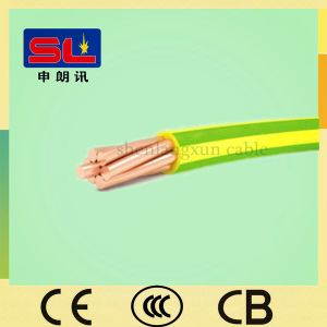 8 AWG Wire Single Core PVC Electric Cable UL Style