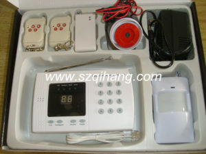 Wireless Home Alarm System With 99 Defense Zones (IP-803)