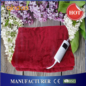220V-240V Rapid Heating Electric Heated Warming Blanket pictures & photos