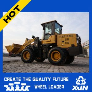 Xjn Mini Wheel Loader for Sale Zl30 pictures & photos