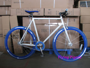 New Model Single Speed 700c Fixie Bicycles (FP-FGB1303) pictures & photos