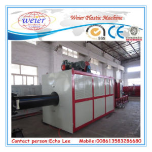 110mm-400mm PE Water and Gas Pipe Extrusion Line with 18 Years Factory Experience pictures & photos