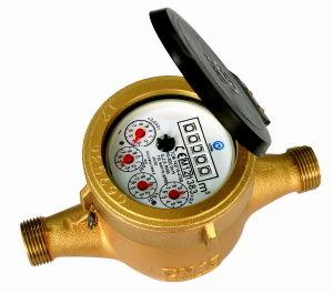 Volumetric Piston Water Meter (PD-SDC-E3-E3) pictures & photos