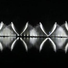 Music Water Dancing Fountain