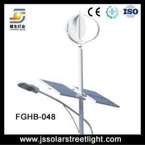 60W Wind Solar Hybrid Street Light