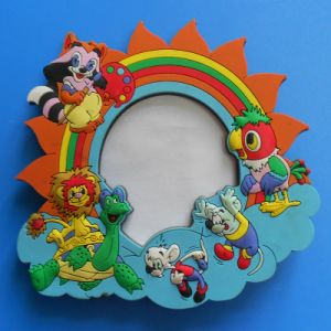PVC Picture Frame with OEM Design pictures & photos