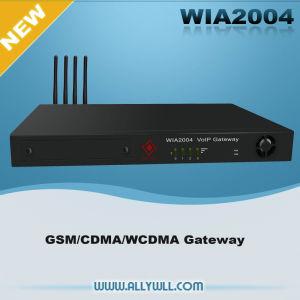 VOIP GSM Gateway (WIA2004)