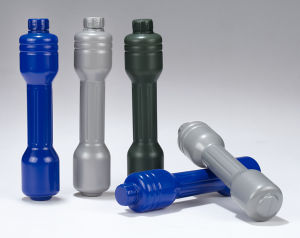 Dumbbell Water Bottle, Plastic Bottle, Bottle pictures & photos
