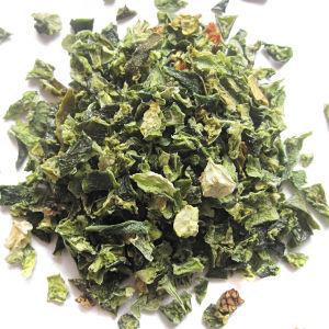 Dehydrated Green Pepper Granules