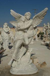 Sandstone Sculpturesof Daphne & Appolo