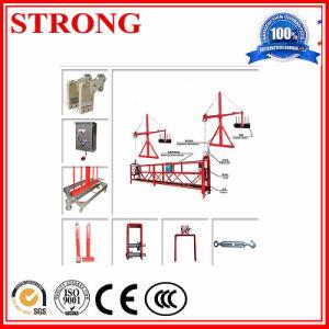 Zlp630 Suspension Platform Altitude Work Lift Basket for Many Operator pictures & photos