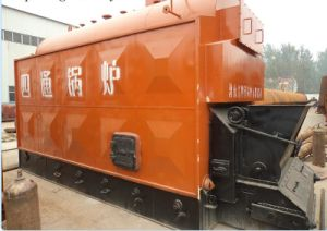 Industrial Bagasse Fired Steam Boiler (DZL)
