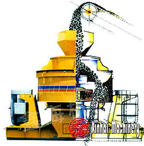 ZDP Vertical Shaft Impact Crusher for Sand Making
