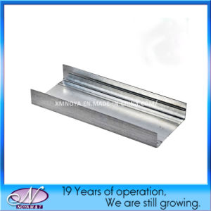 Galvanized Sheet Steel Partition Wall Profile&Keel Profile&Metal Profile pictures & photos