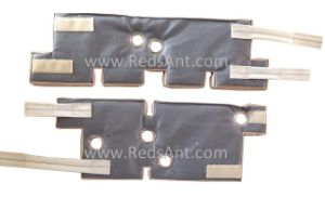 Redsant Jackets High Temperature Thermal Insulation pictures & photos