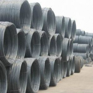 SAE1008cr 6.5mm 8mm 10mm 12mm Hot Rolled Low Carbon Steel Wire Rod pictures & photos