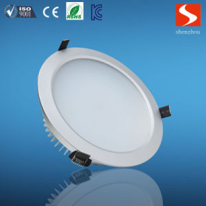 12W Slim Round LED Ceiling Panel Lights, Ceiling Light pictures & photos