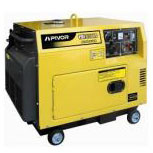 Diesel Generator (5KW) pictures & photos