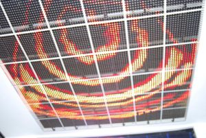 P37.5 LED Indoor Curtain Screen (BH-S37.5A-1616-1A)