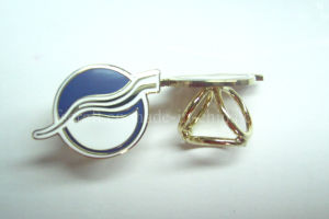 New Scarf Ring with Imitation Hard Enamel Badge pictures & photos