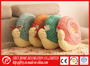 Cute Hot Sale Plush Snail Toy for Baby pictures & photos