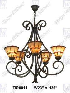 Tiffany Ceiling Lamp (TIR0011)