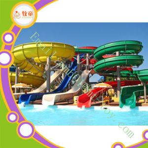 Amusement Park Fiberglass Water Slides Space Bowl Price pictures & photos