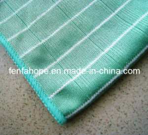 New Style Microfiber Glass Cloth (14NF46) pictures & photos