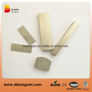 High Magnetic Properties Sintered Block SmCo Magnets pictures & photos