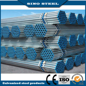 ISO BV Approved Zinc Coated Galvanized Steel Pipe pictures & photos