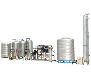 Drinking Water Treament Purify Equipment pictures & photos