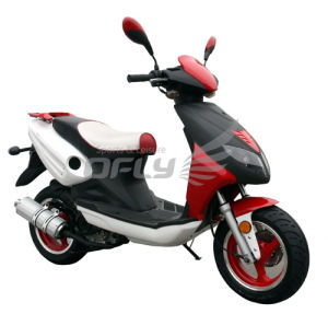 Gasoline Motorcycle, Motor Bike, 125cc Gas Motor Scooter pictures & photos