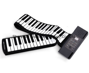 Electronic Hand Roll up Piano with 88 Keys (GPD-88) pictures & photos